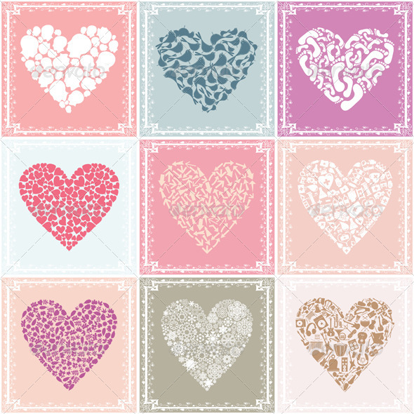 Collection heart
