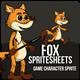 Game Asset : Fox