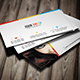 Pro Photographer Business Card 391