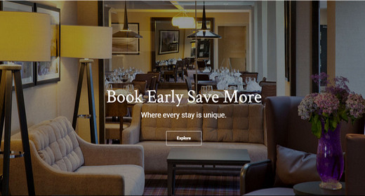 Best Theme WordPress Hotel 2016