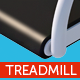 Treadmill training apparatus