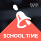 School Time - Modern Education WordPress Theme