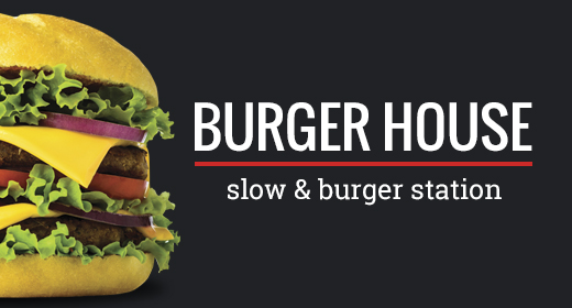 BurgerHouse – Restaurant Template