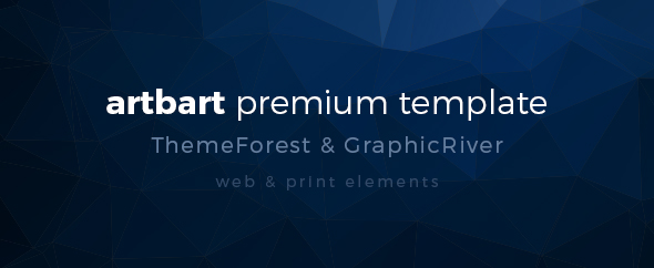 Artbart_premium_template_psd