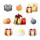 Holiday icon collection  - GraphicRiver Item for Sale