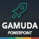 Gamuda - Multipurpose Powerpoint Template