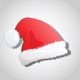 Santa's Christmas Hat - GraphicRiver Item for Sale