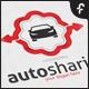 Auto Sharing Logo