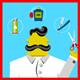 Barber, Salon, Spa Promotion Kit