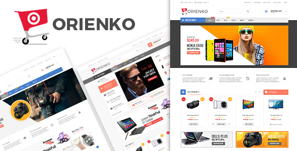 Download Orienko - WooCommerce Responsive Digital Theme nulled download
