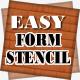 Easy Form Stencil