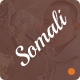 Somali - Construction PSD Templates