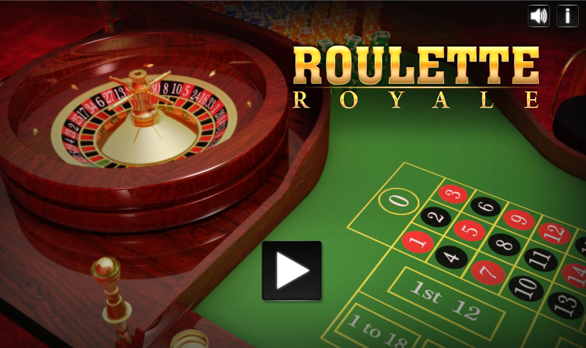 test online casino royal roulette