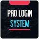 Pro Login User Management System - PHP