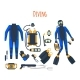 Download Vector Diving Equipment Isolated Set