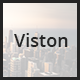 Viston - Multipurpose Modern Responsive Template