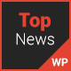 Top News - News/Magazine WordPress Theme