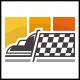 Racing Truck Logo