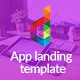Darya - Responsive HTML5 App Landing Template