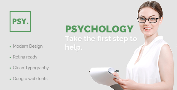 PSY – PSD Template for Psychologists, Counselors & Psychiatrists