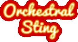 Orchestral Stinger Logo
