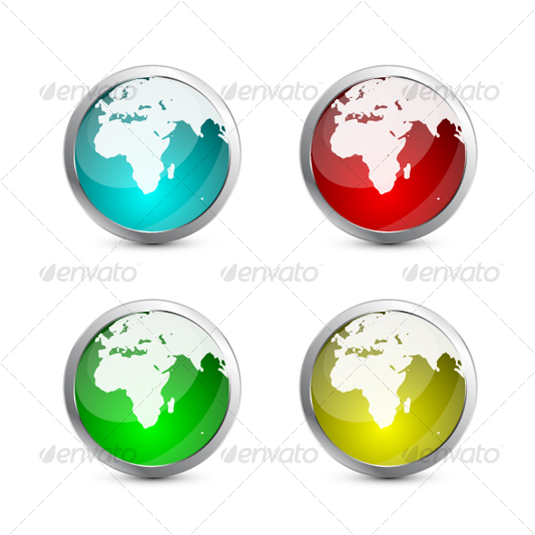 GraphicRiver Glass globes 68275