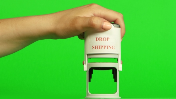 Download White Stamp Drop Shipping. . Green Screen nulled download