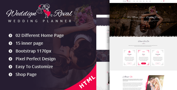 Wedding Reval - Wedding Planner & Agency