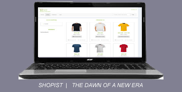 Download Shopist | Laravel eCommerce nulled download