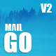 MailGO - Modern Email Template + Online Access
