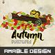Autumn Flyer/Poster