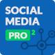 Social Media PRO 2 - Marketing Keynote Template