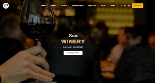 Best WP Restaurant WordPress Themes