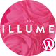 Illume - Romantic Photography WordPress Theme