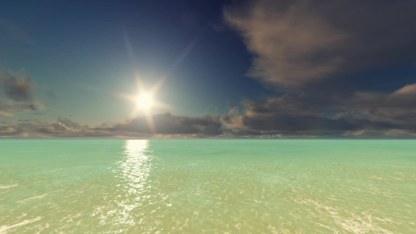 Download Bright Sunshine In The Tropical Sea nulled download