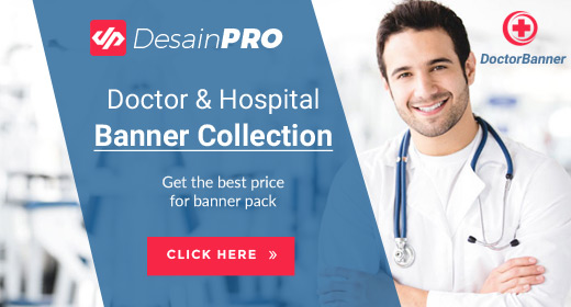 Doctor and Hospital Banner