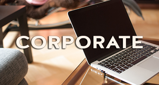 Corporate Commercial & Inspiring