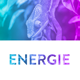 ENERGIE - Colorful Coming Soon Template