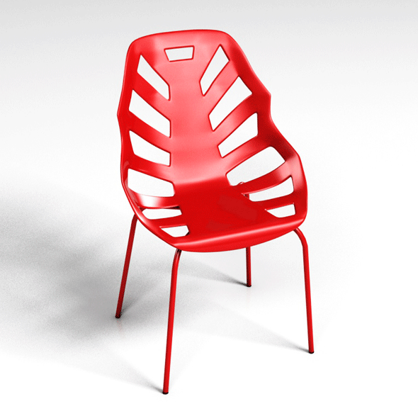 Chair NINJA - 3DOcean Item for Sale