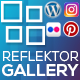 Reflektor Gallery - WordPress Plugin
