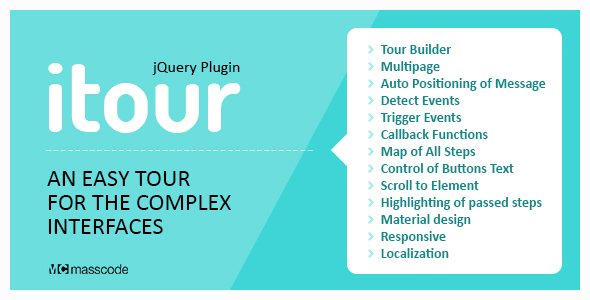 iTour - An Easy Tour for the Complex Interface