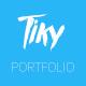 Tiky - Photorgapher Portfolio