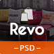 Revo - Modern Multipurpose PSD eCommerce Template