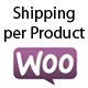 Shipping Per Product For Woocommerce