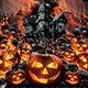 Halloween Invasion Party Flyer