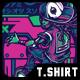 SWG Skate Boy T-Shirt Design