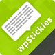 wpStickies - The Premium Image Tagging Plugin