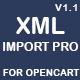 XML IMPORT PRO v1.1