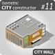 Isometric City Constructor - 11
