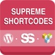 Supreme Shortcodes | WordPress Plugin